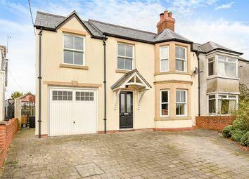 Thumbnail 4 bedroom detached house for sale in Bradenstoke, Chippenham, Wiltshire