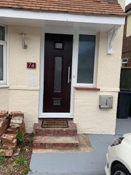 Thumbnail 2 bed semi-detached house to rent in Queens Crescent, Eastbourne