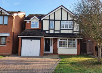 4 bed detached house for sale in Hepworth Road, Binley, Coventry, West Midlands CV3