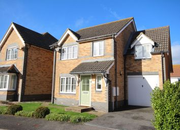 Thumbnail 3 bed detached house for sale in Proctor Walk, Folkestone