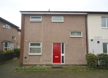 Thumbnail 2 bedroom end terrace house for sale in Fernbrook Walk, Cheetham Hill