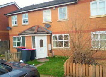 Thumbnail 2 bed terraced house to rent in St. Giles Close, Arleston, Telford