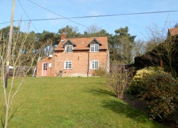 Thumbnail 2 bed cottage to rent in Heggatt Street, Horstead, Norwich