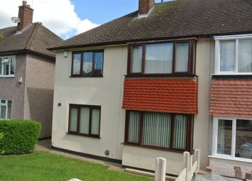 Thumbnail 3 bed semi-detached house for sale in Jenford Street, Mansfield
