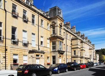 Thumbnail 1 bed flat for sale in Marlborough Buildings, Bath