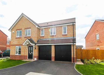 Thumbnail 5 bed detached house for sale in Jefferson Walk, Stafford, Staffordshire