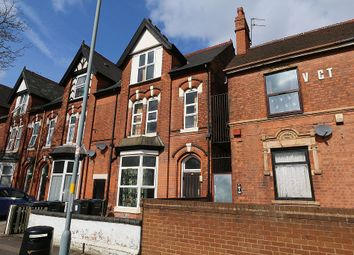 Thumbnail 3 bed flat for sale in 8 Haughton Road, Birmingham, West Midlands