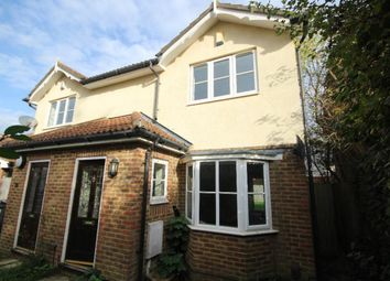 Thumbnail 3 bed detached house to rent in Manor House Drive, Kingsnorth, Ashford