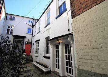 Thumbnail 2 bed town house to rent in Dogpole, Town Centre, Shrewsbury