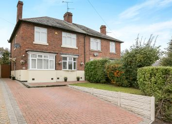 Thumbnail 3 bed semi-detached house for sale in Park Crescent, Stourport-On-Severn