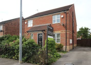 Thumbnail 2 bed semi-detached house for sale in Seaton Grove, Hull