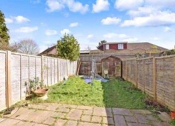 Thumbnail 3 bed terraced house for sale in Elm Grove, Horsham, West Sussex