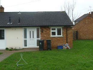 Thumbnail 1 bed bungalow to rent in Beechfield Walk, Waltham Abbey, Essex