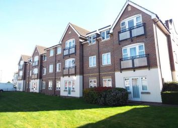 Thumbnail 2 bed flat for sale in Pemberton Court, 101 Southbury Road, Enfield