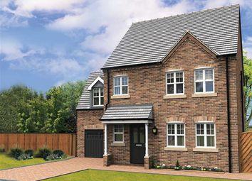 Thumbnail 4 bed property for sale in The Hambleton, Lakeside Development, Waddington