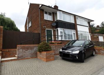 Thumbnail 3 bed semi-detached house for sale in Warwick Road, Ipswich, Suffolk