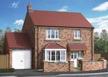 Thumbnail 3 bed detached house for sale in Barton Upon Humber, Lincolnshire