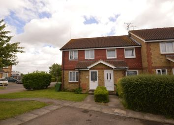 Thumbnail 3 bed semi-detached house for sale in Moorhen Close, Erith