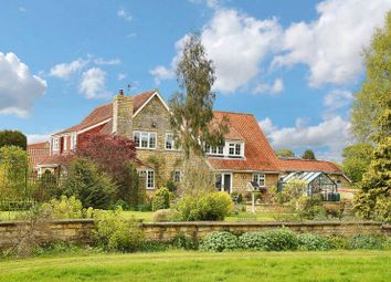 Thumbnail 5 bed detached house for sale in Hall Lane, Welbourn, Lincoln