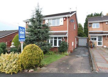Thumbnail 2 bedroom property for sale in Hawthorne Avenue, Trent Vale, Stoke-On-Trent