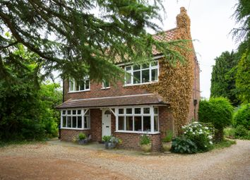 Thumbnail 3 bed detached house for sale in Easingwold Road, Huby, York