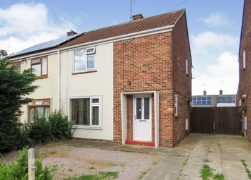 Thumbnail 2 bedroom semi-detached house for sale in Bluebell Avenue, Peterborough