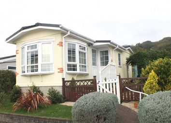 Thumbnail 2 bed mobile/park home for sale in Tickenham, North Somerset