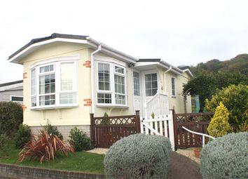 Thumbnail 2 bedroom mobile/park home for sale in Tickenham, North Somerset