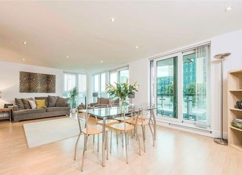 Thumbnail 2 bed flat for sale in Bridge House, St George Wharf, Vauxhall