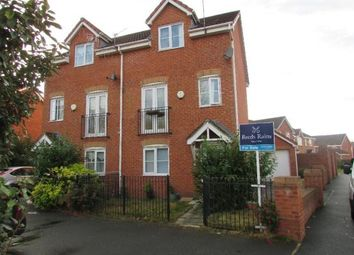 Thumbnail 3 bed semi-detached house to rent in Chandlers Way, St.Helens