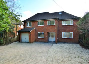 Thumbnail 5 bed detached house for sale in Fernhill Lane, Blackwater, Camberley, Hampshire