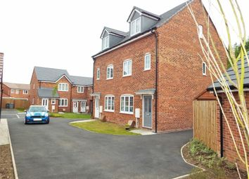 Thumbnail 3 bed semi-detached house for sale in Freya Road, Ollerton, Nottinghamshire