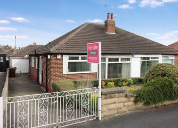 Thumbnail 2 bed semi-detached bungalow for sale in Field End Crescent, Halton, Leeds
