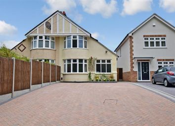 Thumbnail 2 bed semi-detached house for sale in Bradbourne Lane, Ditton, Aylesford, Kent