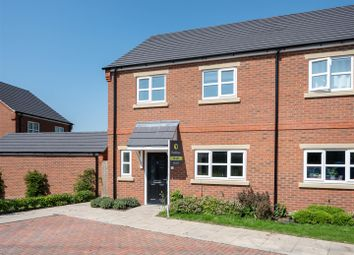 Thumbnail 3 bed semi-detached house to rent in Steeple Gardens, Harlington, Dunstable