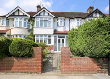 Thumbnail 4 bed terraced house to rent in Bury Street West, London