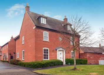 Thumbnail 5 bed detached house for sale in Cypress Road, Charlton Down, Dorchester