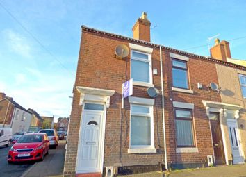 Thumbnail 2 bed terraced house to rent in Russell Street, Wolstanton, Newcastle