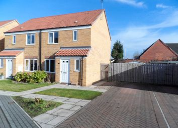 Thumbnail 3 bed semi-detached house for sale in Poppy Mews, South Kirkby, Pontefract