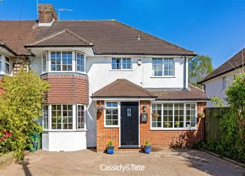 Thumbnail 4 bed semi-detached house for sale in Beechwood Avenue, St Albans, Hertfordshire