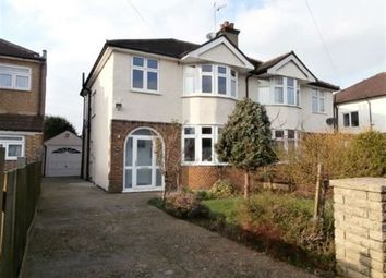 Thumbnail 3 bed property to rent in Lyndhurst Avenue, Berrylands, Surbiton