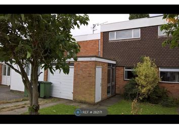 Thumbnail 3 bedroom terraced house to rent in Keswick Green, Leamington Spa