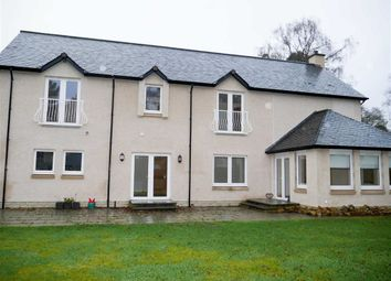 Thumbnail 4 bedroom detached house for sale in Druid's Park, Murthly, Perthshire