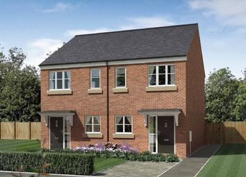 Thumbnail 2 bed semi-detached house for sale in Harry Perks Street, Willenhall, Wolverhampton
