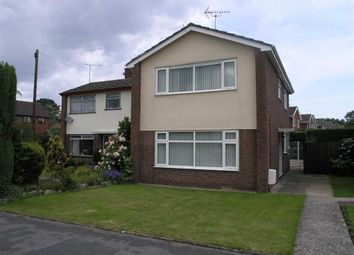Thumbnail 3 bed semi-detached house to rent in Primrose Close, Mold, Flintshire