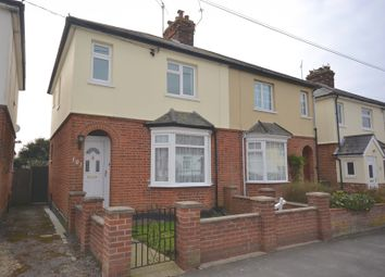 Thumbnail 3 bed semi-detached house to rent in Clare Road, Braintree