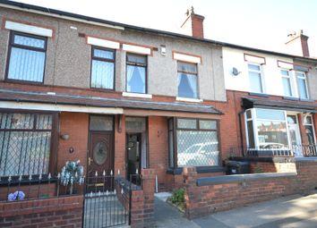 Thumbnail 3 bed terraced house for sale in Elliott Street, Tyldesley, Manchester