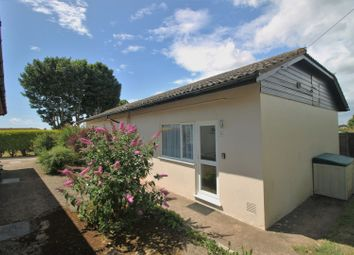 Thumbnail 2 bed semi-detached bungalow for sale in Weston, Sidmouth