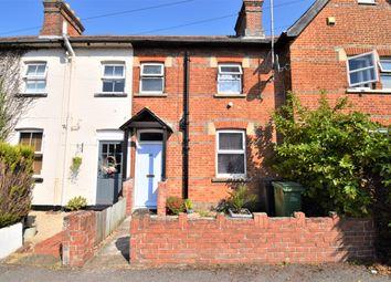 3 bed terraced house for sale in Greenham Road, Newbury RG14