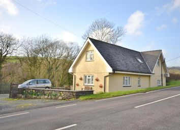 Thumbnail 3 bed cottage for sale in Llangain, Carmarthen